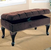 Coaster 300095 STORAGE BENCH