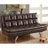 Coaster 300122 SOFA BED (DRAK TRI-TONE BROWN)