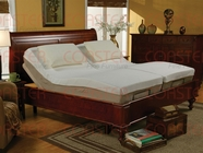 Coaster 300130QM QN ADJ MASSAGE BED