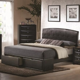 Coaster 300245Q QUEEN BED