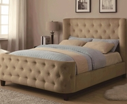 Coaster 300248Q QUEEN BED
