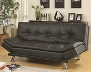 Coaster 300281 SOFA BED (BLACK)