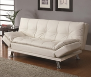 Coaster 300291 SOFA BED (WHITE)