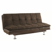 Coaster 300313 SOFA BED (2 TONED BROWN)