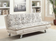 Coaster 300421 SOFA BED (FRENCH SCRIPT PATTERN)
