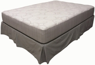 Coaster 350000KE-350001KE King Plush Mattress and Foundation