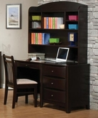 Coaster 400187-88 Phoenix Desk-Hutch