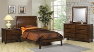 Coaster 400281F-83-84 Bedroom Set