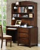 Coaster-400287-88 Hillary Scottsdale Desk-HUTCH