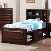 Coaster 400511F FULL STORAGE BED