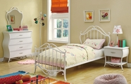 Coaster 400521T-23-24 KIDS BEDROOM SET (WHITE)