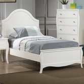 Coaster 400561F FULL BED (WHITE)
