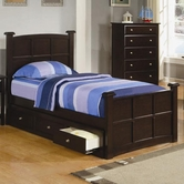 Coaster 400751F FULL SLEIGH BED