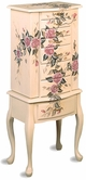 Coaster 4021 JEWELRY ARMOIRE