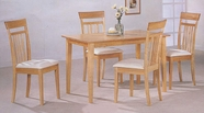Coaster 4067 Las Olas Casual Dining Set