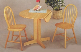 Coaster 4137-4127x4 Natural Dining Collections