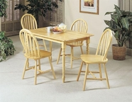 Coaster 4347 Damen Casual Dining Set