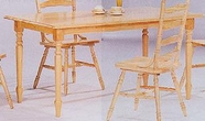 Coaster 4361 Damen Casual Dining Set