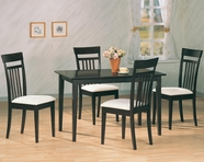 Coaster 4430 Andrews 5 Pc Dining Set