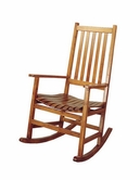 Coaster 4511 ROCKING CHAIR (OAK)