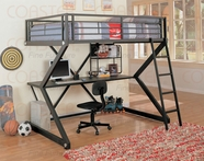Coaster 460092 FULL WORKSTATION BUNK