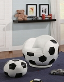 Coaster 460178 SM KIDS SOCCERBALL CHAIR