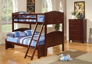 Coaster 460212 TWIN/FULL BUNK BED