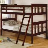 Coaster 460231 TWIN/TWIN BUNK BED