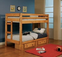 Coaster 460243 Twin/Twin Bunk Bed