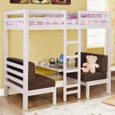 Coaster 460273 CONVERTIBLE LOFT BED