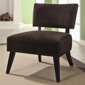 Coaster 460507 CHAIR (BROWN)