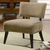 Coaster 460508 CHAIR (TAN)