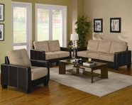 Coaster 500100 3 PC SOFA SET