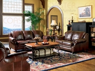 Coaster 500661-62 Leather Living Room Group