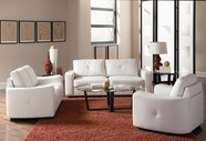 Coaster 502711 Leather Sofa Set