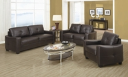 Coaster 502731 Leather Sofa Set