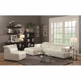 Coaster 503617-17AC Darby Stationary Living Room Group