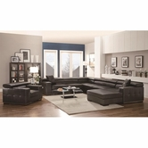 Coaster 503623-24 Roark SECTIONAL-Chair Set
