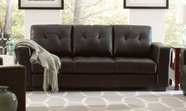 Coaster 503701 SOFA (BLACK)