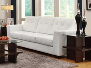 Coaster 503707 SOFA (WHITE)