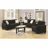 Coaster 503781-82-83 Yasmine Stationary Living Room Group