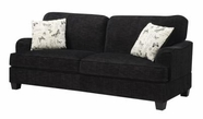 Coaster 503781 SOFA (BLACK/BEIGE)