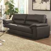 Coaster 503861 SOFA (BLACK)