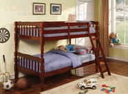 Coaster 5040CH TWIN/TWIN BUNK BED