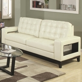 Coaster 504421 SOFA (CREAM)