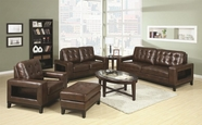 Coaster 504431 Paige Leather Sofa Set