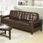 Coaster 504431 SOFA (BROWN)