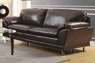Coaster 504511 SOFA (DARK BROWN)