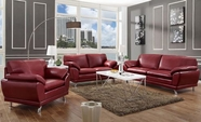 Coaster 504521-22 Robyn Bonded Leather Living room collection