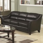 Coaster 504531 SOFA (BLACK)